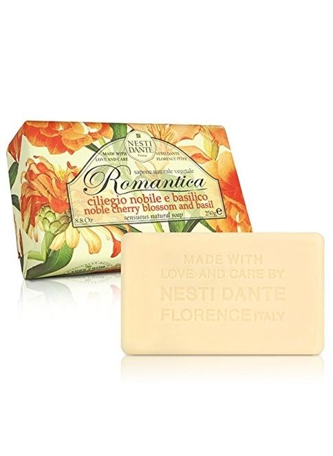 Nestidante Romantıca Noble Chery Blossom And Basıl Sabun  250 Gr Renksiz